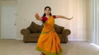 Bharatanatyam Class