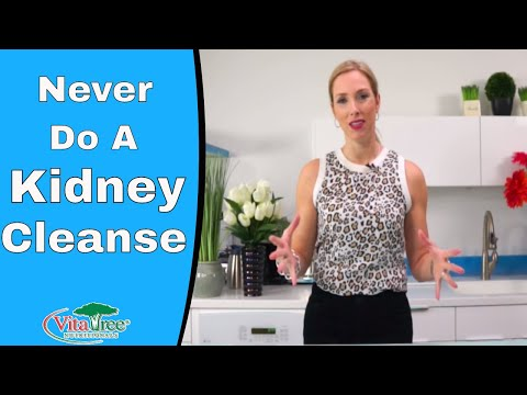 Detox : Never Do A Kidney Cleanse Without Watching this Video - Episode 245