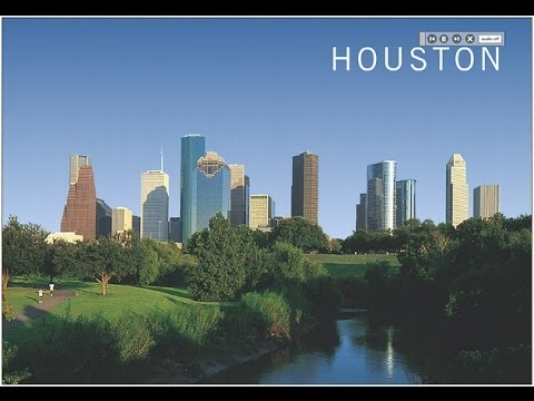 """English Audio & Text Version of """"About The City of Houston, Texas"""""""