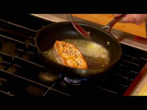 How To Pan Sear Fish For Moist & Flavorful Fish With David Venable