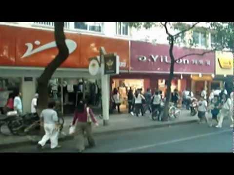 Nanchang 南昌 - Shopping district 繁華商圈 day 12 - 6 ( China )