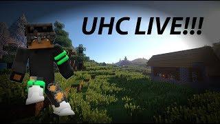 Minecraft | UHC Live!! | Episode 3 #Live #MCPE