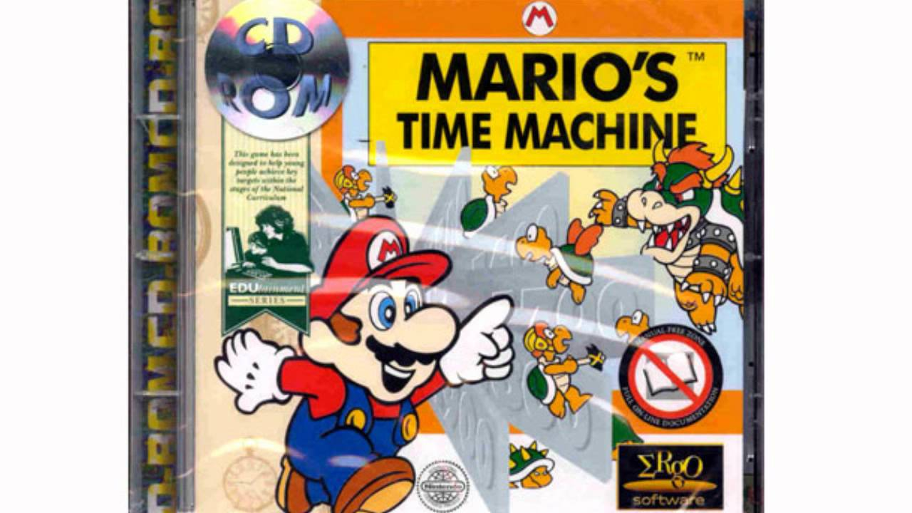 mario s time machine pc
