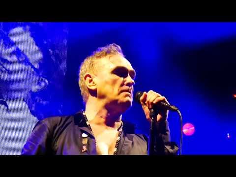 Morrissey @ Newcastle 23.02.2018 Metro Arena