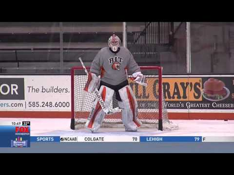 RIT on TV: Tiger hockey
