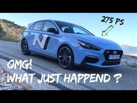 New Hyundai i30N Performance 275PS What the ....