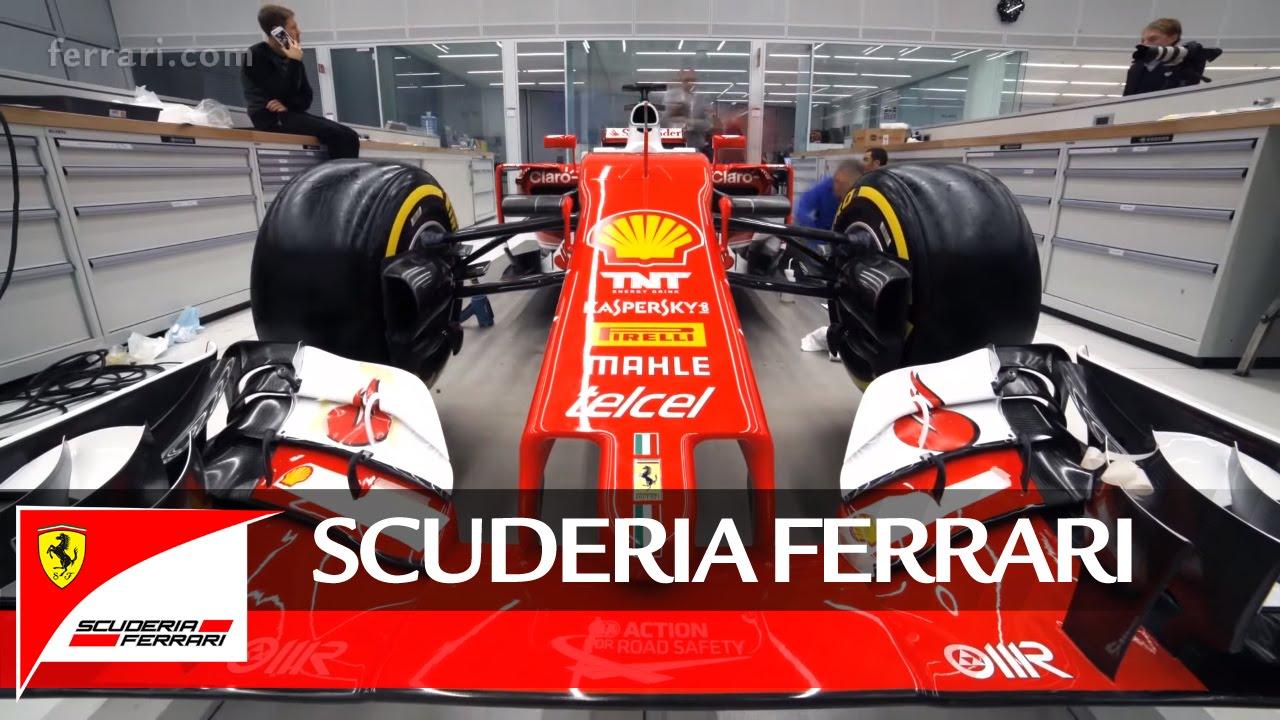 Sajátos módszerrel motiválhatták a Ferrari-dolgozókat idén télen