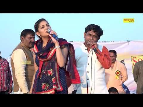 Patla Dupatta Tera Muh Deekhe | Sapna Chaudhary & Papsi | New Haryanvi Ragni 2018