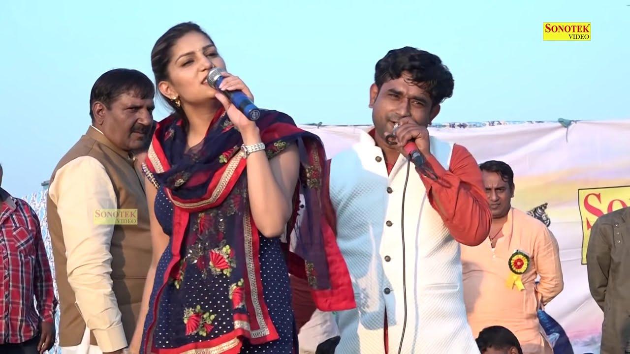 सपना और पेप्सी की इस रागनी को सुनकर दर्शक हस हस कर लोटपोट हो जाते है | New Haryanvi Ragni 2018 #1