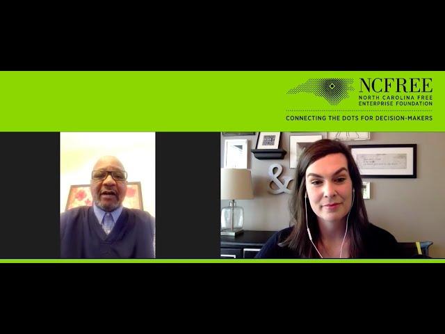 NCFREE Candidate Interview - Tim Heath, HD46