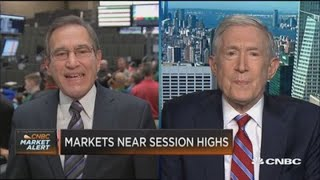 Santelli Exchange: Hormats on trade and the global economy