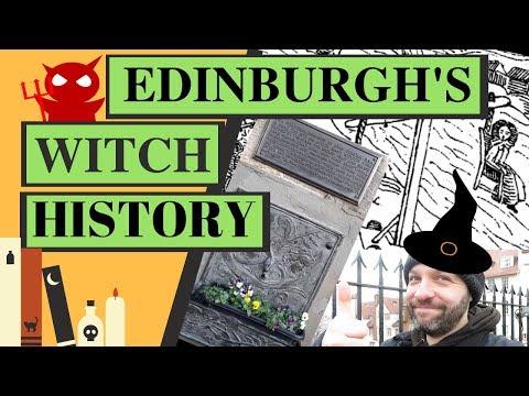 Edinburgh's Witch History
