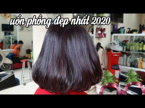 HƯỚNG DẪN NHUỘM MÀU NÂU CÀ PHÊ VÀ UỐN PHỒNG SIÊU ĐẸP 2020 | Tổng quát những nội dung nói về màu tóc giúp sáng da cho nữ chi tiết