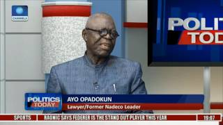 Fayose Not Fit To Hold Leadership Position - Ayo Opadokun