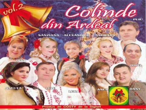 Colinde 2012 - Puiu Codreanu - Sfanta-i seara de Craciun