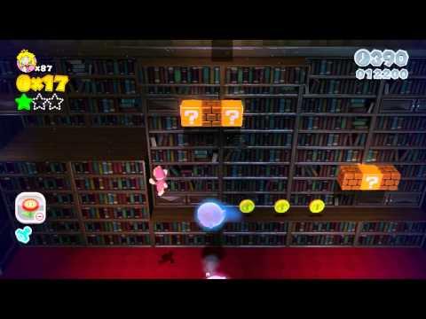Super Mario 3D World 1080 60fps Playthrough – World 3 (1/2)