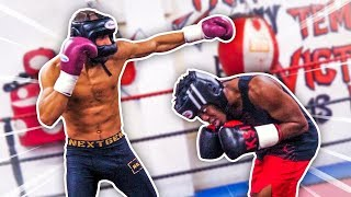 KSI VS CHRIS EUBANK JR