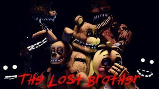 """[FNAF/SFM] The Lost Brother """"Resistance Cover by Sixfiction"""""""