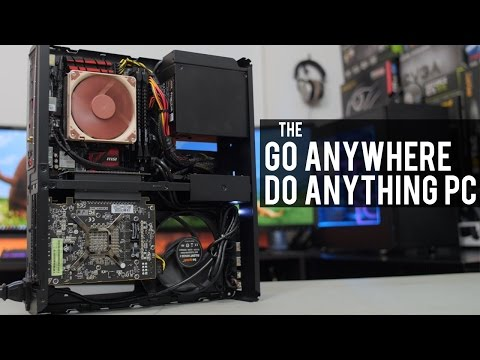 The Go Anywhere Do Anything PC!