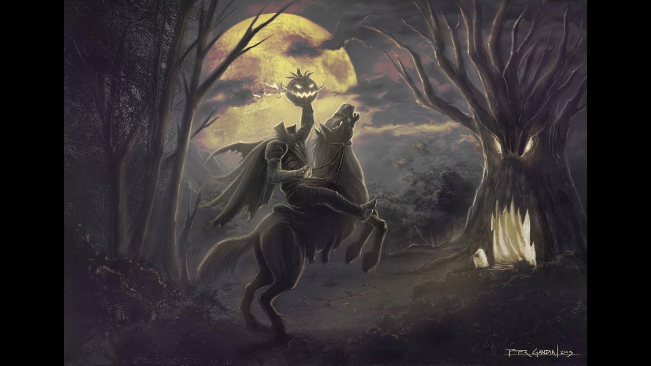 Happy halloween headless horseman youtube - Pictures of the headless horseman ...