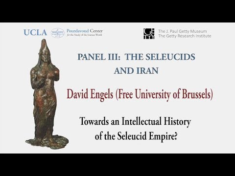 Thumbnail of Towards and Intellectual History of the Seleucid Empire? video