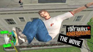 Tony Hawk's Underground The Movie All Cutscenes