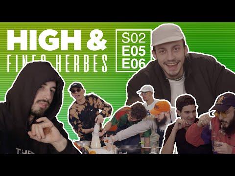 Youtube: High & Fines Herbes: Épisodes 5 et 6 – Saison 2