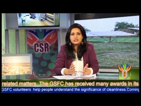 GSFC CSR Film (NEWS BULLETIN FORMAT) by SWANG Communication, Ahmedabad
