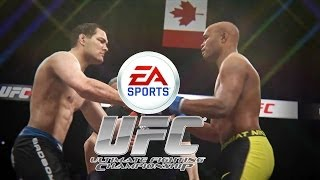 EA Sports UFC - Feel The Fight Gameplay TRUE-HD QUALITY