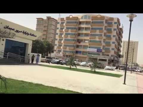 Переезд в Дубай тест на парковку