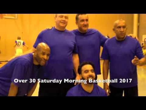 SATURDAY MORNING OVER 30 BASKETBALL IN HARLEM 2017