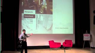 From 'at-risk' to 'at-promise': supporting teens to overcome adversity: Victor Rios at TEDxUCSB