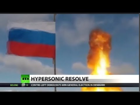 WATCH: Russia's new missile fastest ever