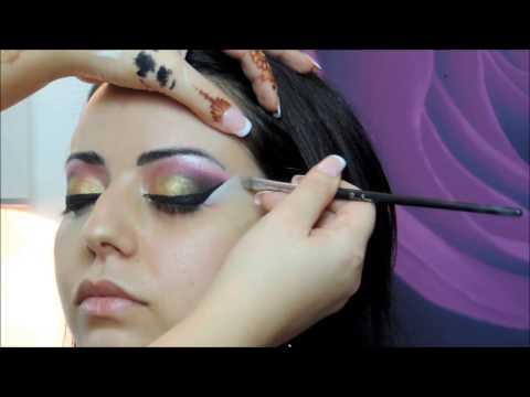 bollywood Makeup by Hina