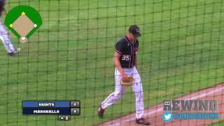 High School Rewind - Southern Nevada Baseball Titans @ Utah Marshalls (Baseball) {6-28-18} thumbnail