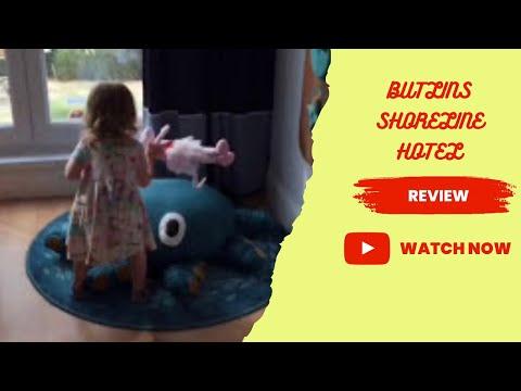 Butlins Bognor Regis Shoreline Hotel   Columbus Quarters Bedroom Video Tour
