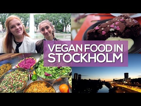 Vegan Food in Stockholm, Sweden
