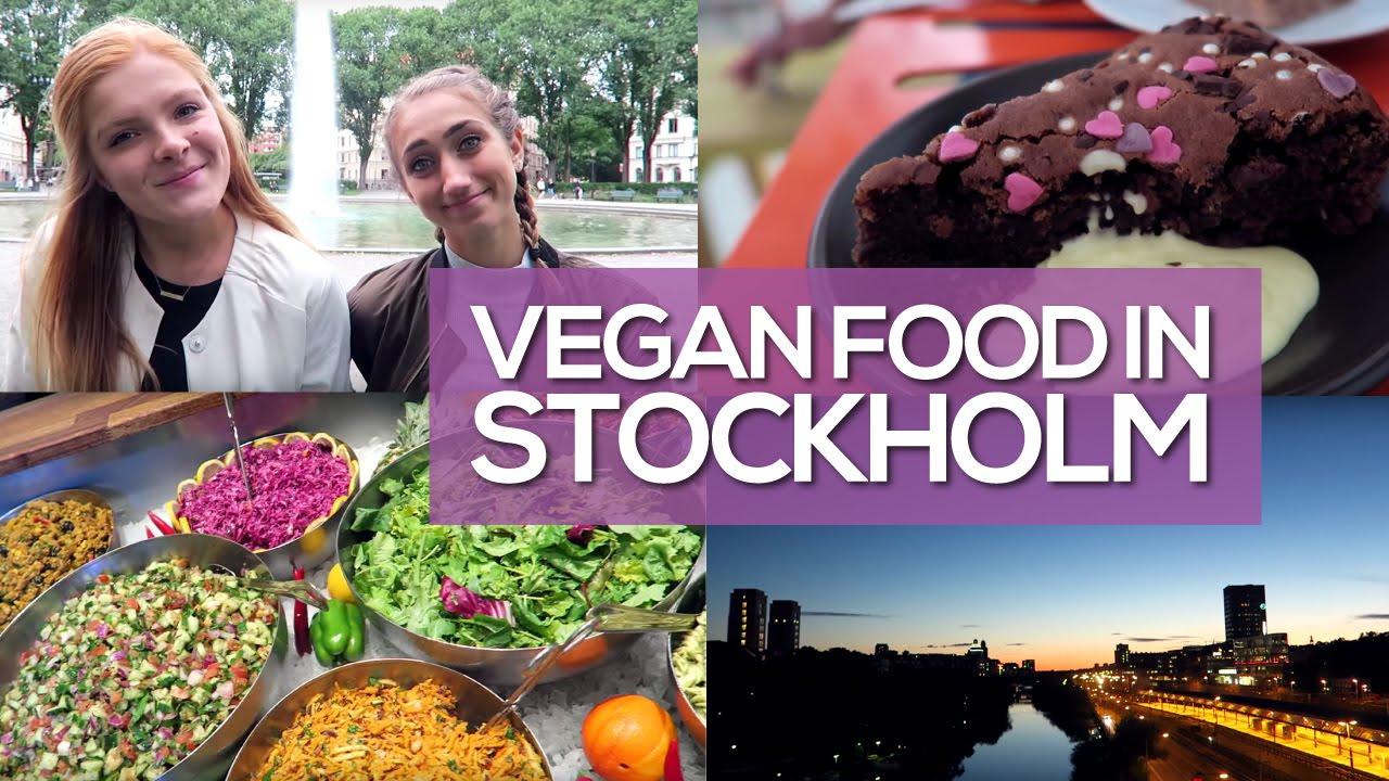 vegan restaurant stockholm