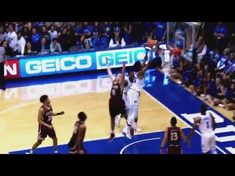 Marvin Bagley III's top plays in his first month as a Duke basketball player | ESPN