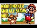 Super Mario Bros. All-Stars - Super Mario Maker Mod