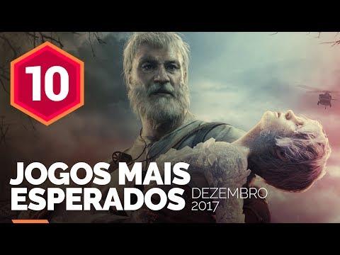 OS 10 JOGOS MAIS ESPERADOS DE DEZEMBRO