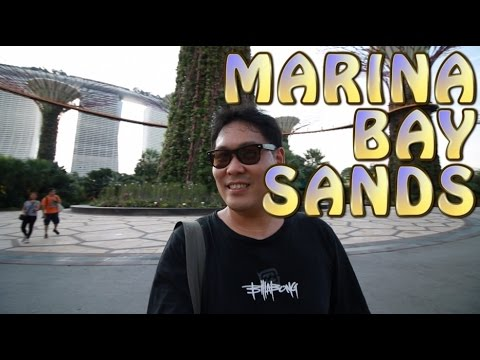 A Tour Around Marina Bay Sands & Garden's By The Bay