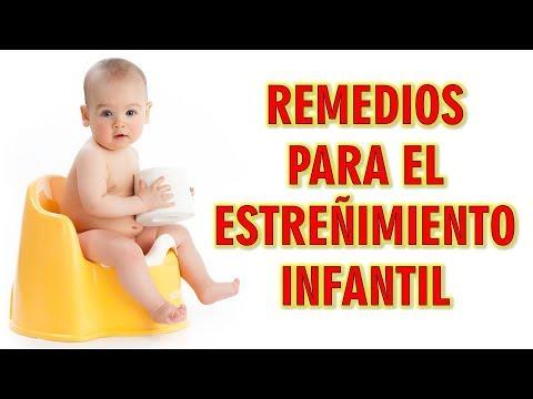 Remedios para el estreñimiento infantil (Niños y Bebes)