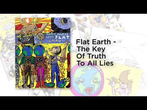 Flat Earth Artwork 2 by Kan Ev Art /2016 - early 2018 period/