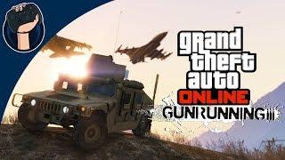 GTA Online - Gunrunning DLC