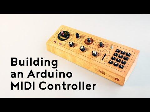 Building A MIDI Controller Using Arduino