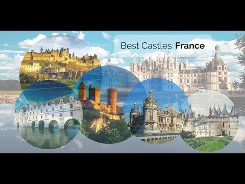 Kizoa Movie - Video - Slideshow Maker: Top 10 greatest castles in France
