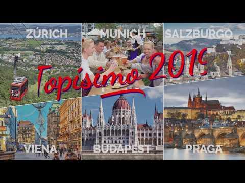 Topisimo 2019: Viajemos A Europa Central Con Mutual Ingeniería