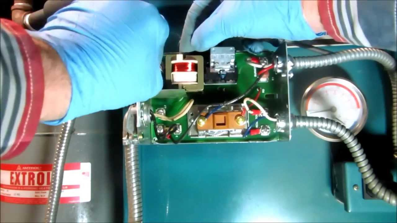 Wiring A Temperature Controller Burnham Boiler Honeywell L8148a Main Operation Control