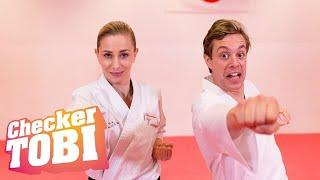 Der Kampfsport-Check | Reportage für Kinder | Checker Tobi